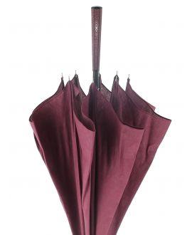 Parapluie gainé galuchat