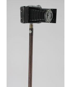 Canne telescope + Appareil photo. Periscope.