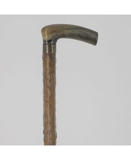 Double scale cane for undertaker 1870